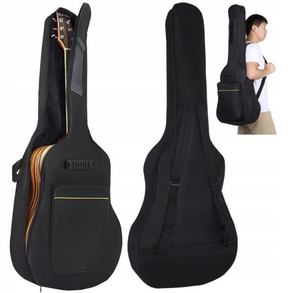 ISO 7880 Obal na klasickú gitaru čierna