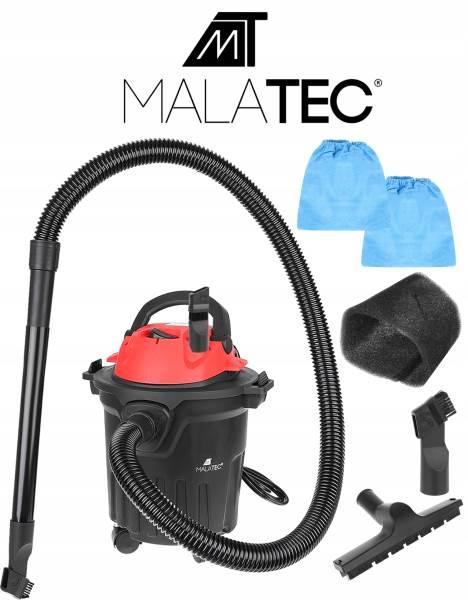 Malatec 9070 Průmyslový vysavač 15L 1600W11