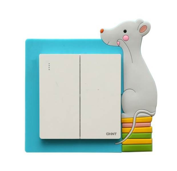 GFT Dekorácia na vypínač myšiak