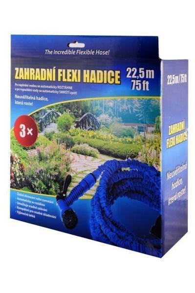 GFT Zahradní flexi hadice 22,5 M - zelená2