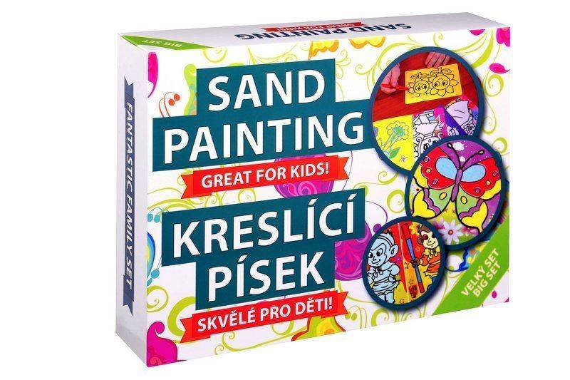 GFT Kresliaci piesok veľký set