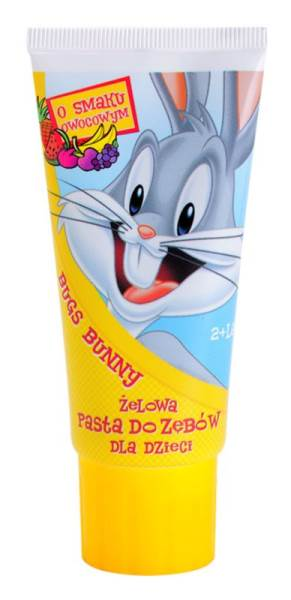 BUGS BUNNY Zubní pasta pro děti 50ml