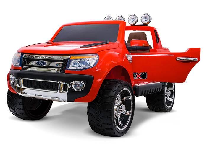 Joko PA0103 CZ Elektrické autíčko Ford Ranger Wildtrak 2,4 GHz červené
