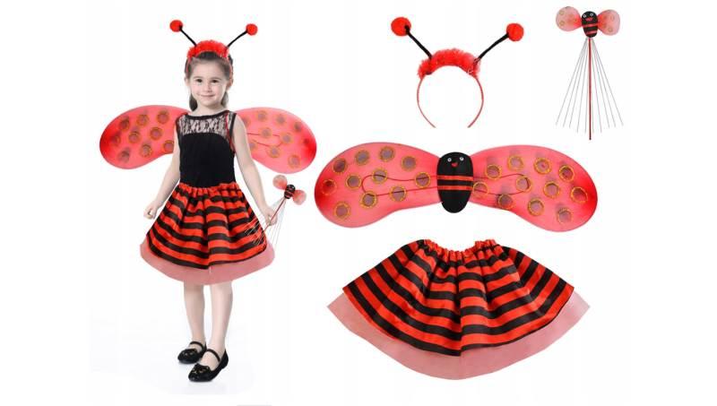 ISO 6613 Karnevalový kostým beruška