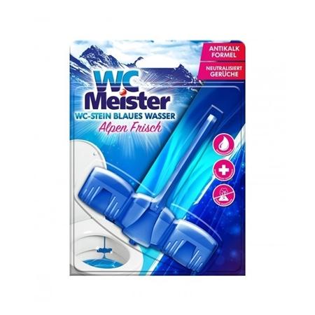 WC Meister Aktiv Kraft Alpská vůně WC blok, 45 g