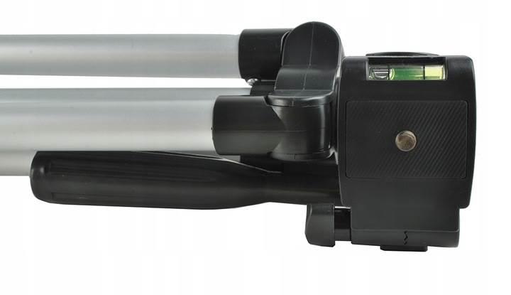 ISO 6067 Hliníkový stativ 133 cm s bluetooth ovladačem6