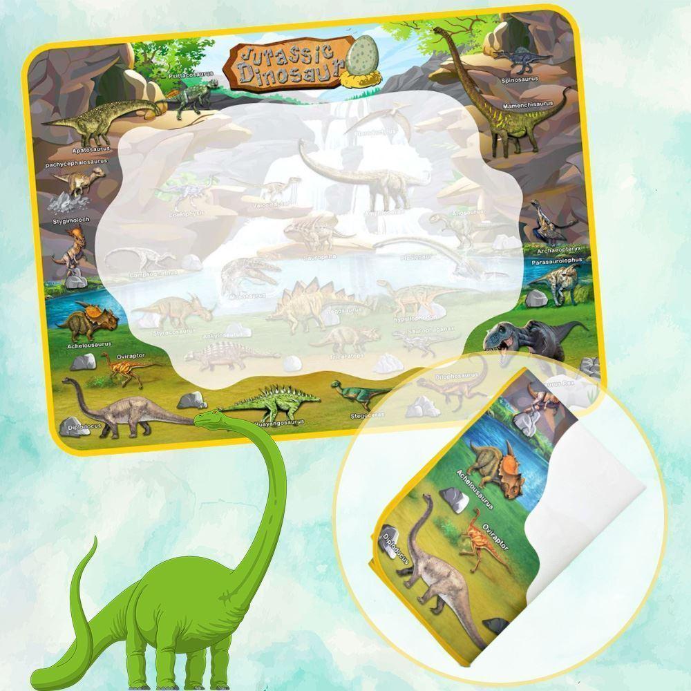 GFT Vodní malování - dinosauři