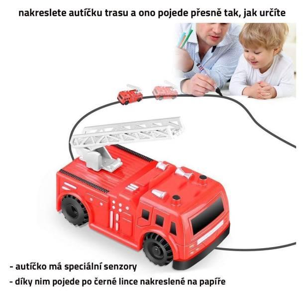 GFT Z103 Magické autíčko hasiči2