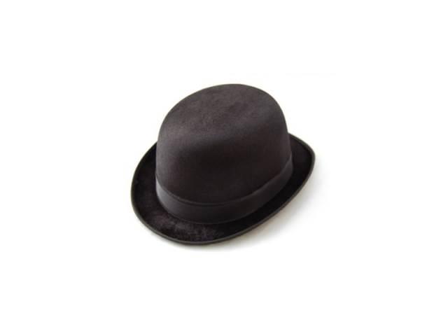 Buřinka Chaplin černá2