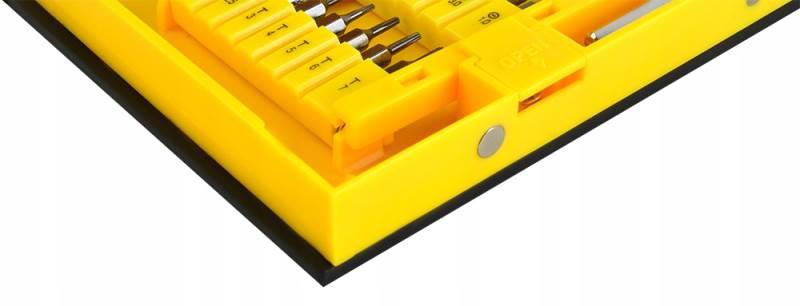 ISO 5760 Sada náradia na opravu mobilných telefónov 38 dielov8