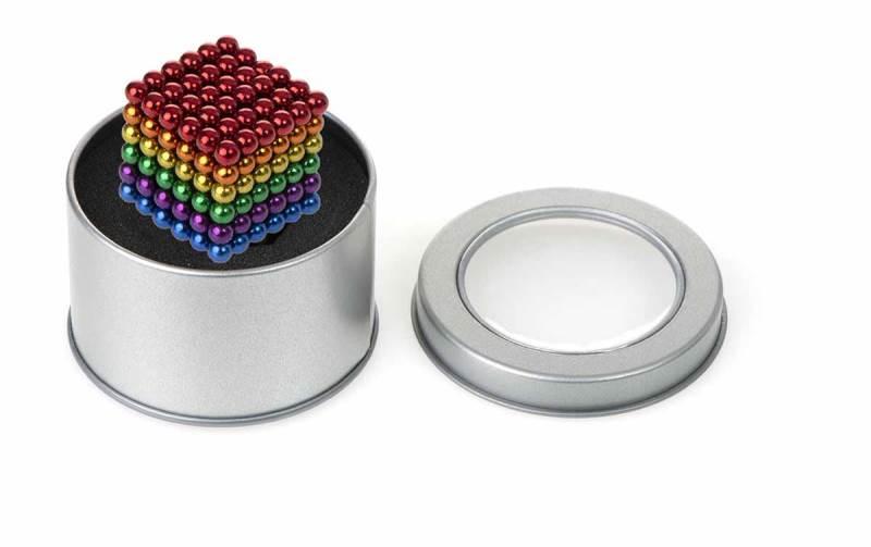 NeoCube 3 mm Farebné darčeková krabička