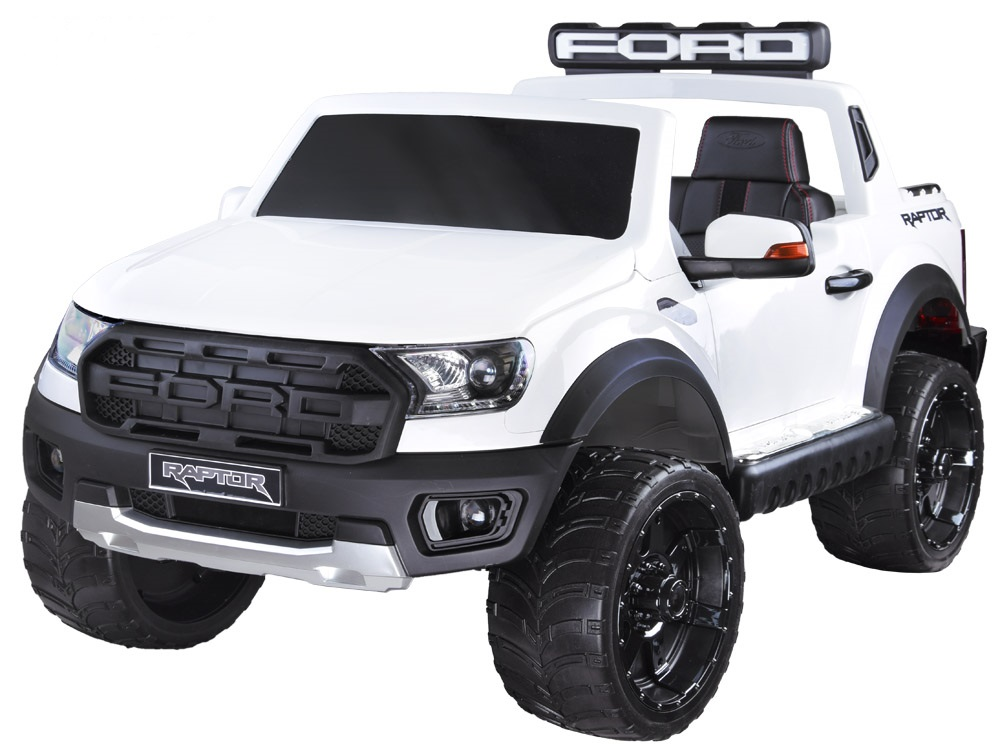 Joko PA0229 Bl Elektrické autíčko Ford Ranger Raptor 2,4 GHz bílé