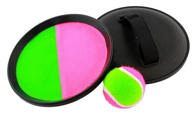 ISO 5631 Catch ball 2x rukavice + míček