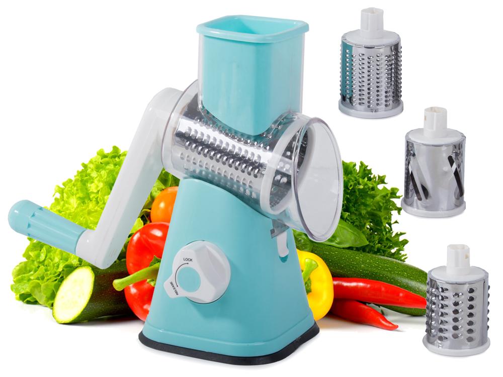 Verk 15779 Multifunkční struhadlo a kráječ na ovoce a zeleninu