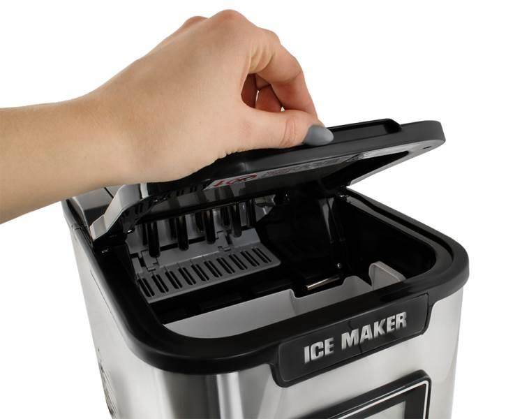 Malatec 5536 Výrobník ledu 12Kg/24h6