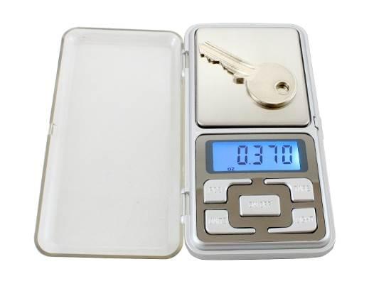 ISO 135 Digitálná vrecková váha 200g / 0,01g2