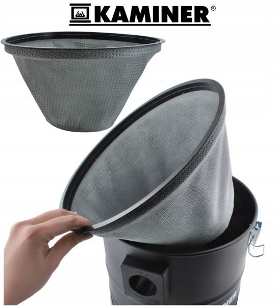 Kaminer 9248 Látkový filtr pro průmyslový vysavač 40L 1