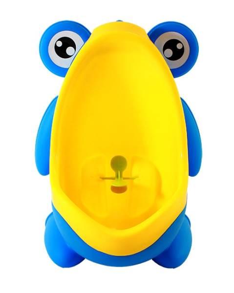 APT Detský pisoár žaba - modrý
