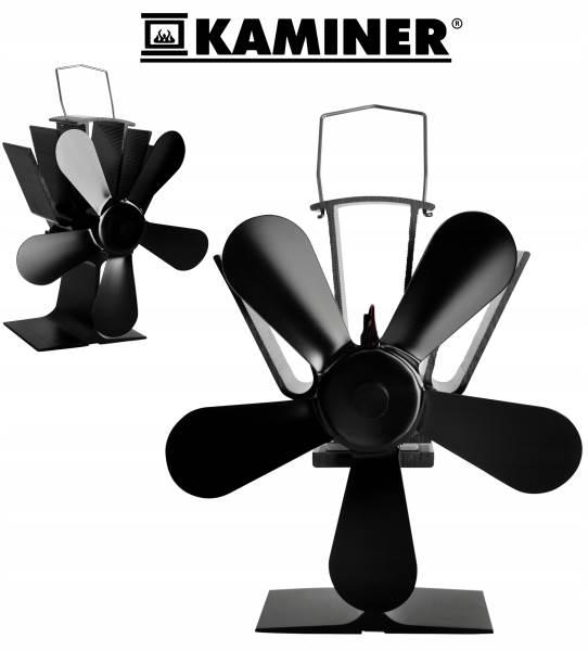 Kaminer 9596 Krbový ventilátor YL-504 (170m3 / hod)
