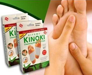 Kinoki Detoxikačné náplasti Kinoki 10 ks3