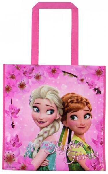 Javoli Disney Frozen Nákupná taška 38 x 37,5 × 12 cm II