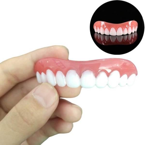 ISO 6068 Silikónová zubná protéza3