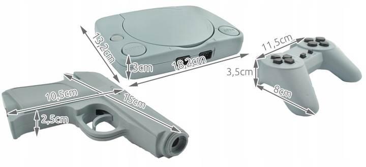 ISO 4888 Herní konzole + 999 999 her5
