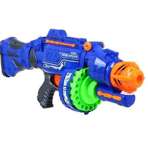 KIK Dětský samopal pistole Blaze Storm NERF
