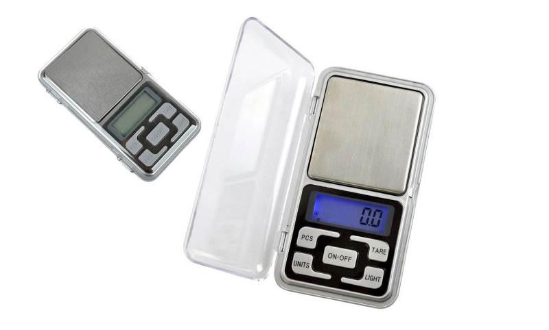 Verk 17014 Digitálna vrecková váha 500g / 0,01 g