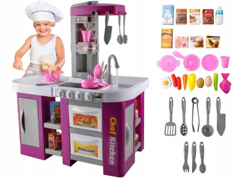 ISO 7008 Dětská kuchyňka  XL se zvukem