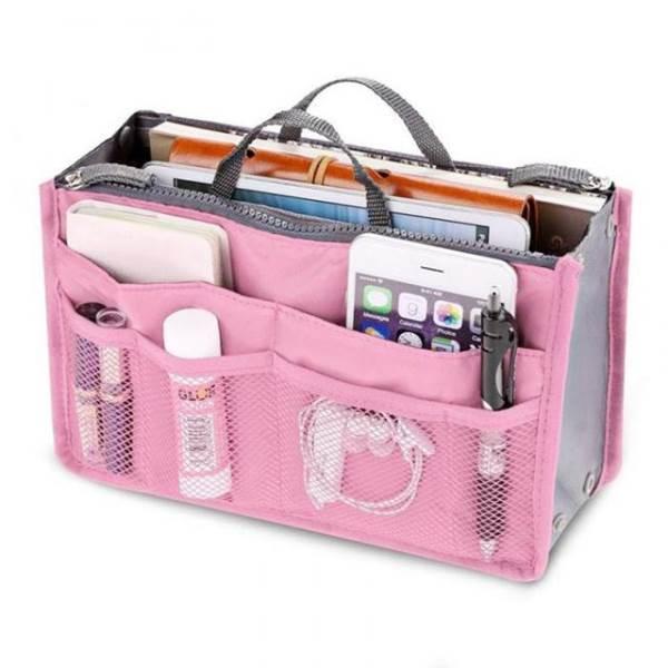 GFT Organizér do kabelky - ružový