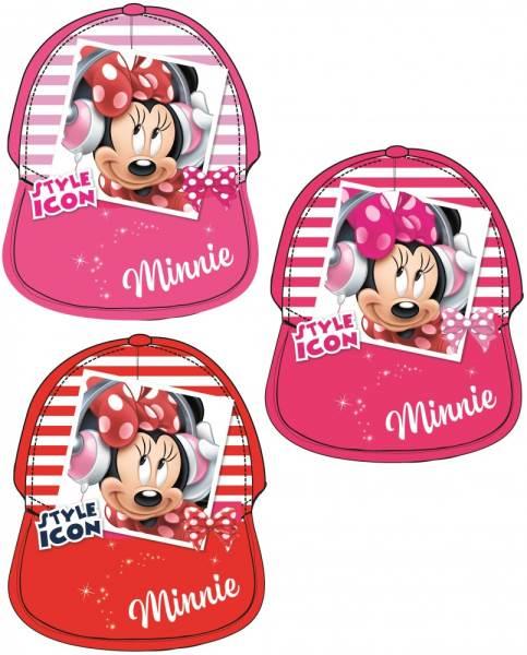 Javoli Dievčenské šiltovka Disney Minnie veľ. 52 color