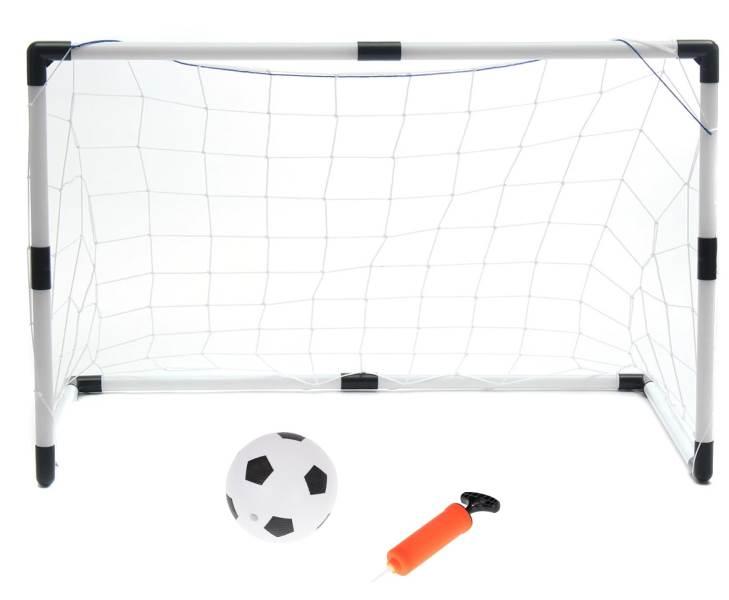KIK KX6829 Futbalová bránka s loptičkou 150 x 233 x 92cm 2v1