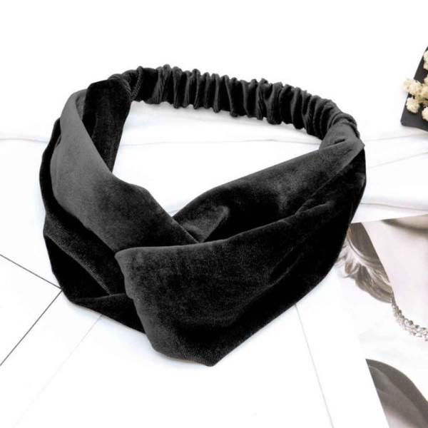 GFT Elastická čelenka - čierna2