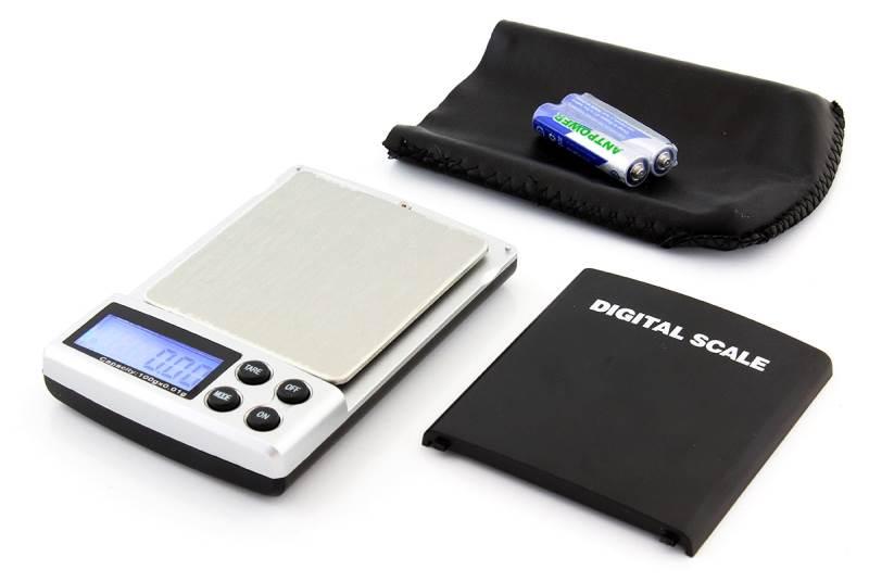 APT AG52D Kapesní digitální váha 100/0,01g