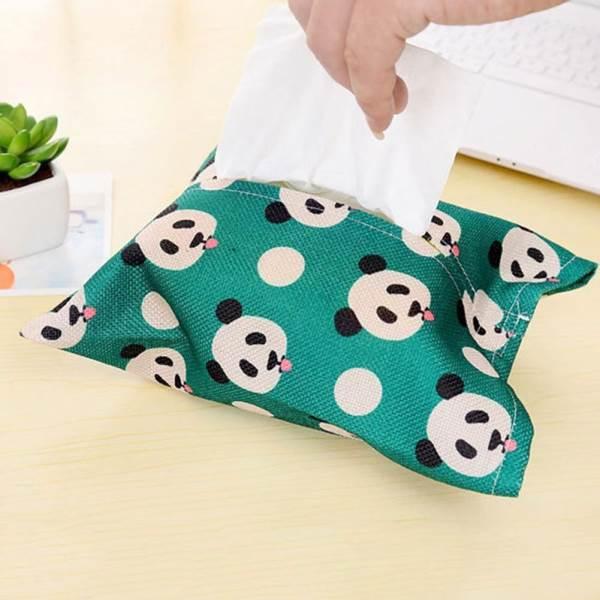 GFT Obal na vreckovky - panda