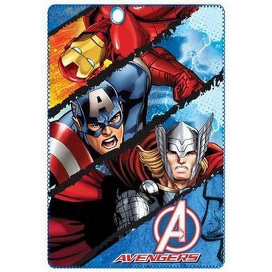 Javoli Deka fleecová Avengers Blanket 100 x 150 cm HQ