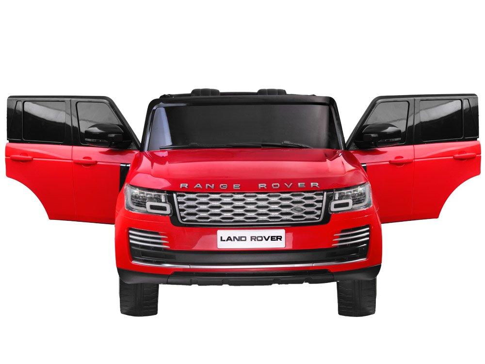 Joko PA0239 CZ Detské elektrické autíčko Land Rover červenej