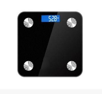 ISO 666 Analytická osobní váha Bluetooth 180 kg5