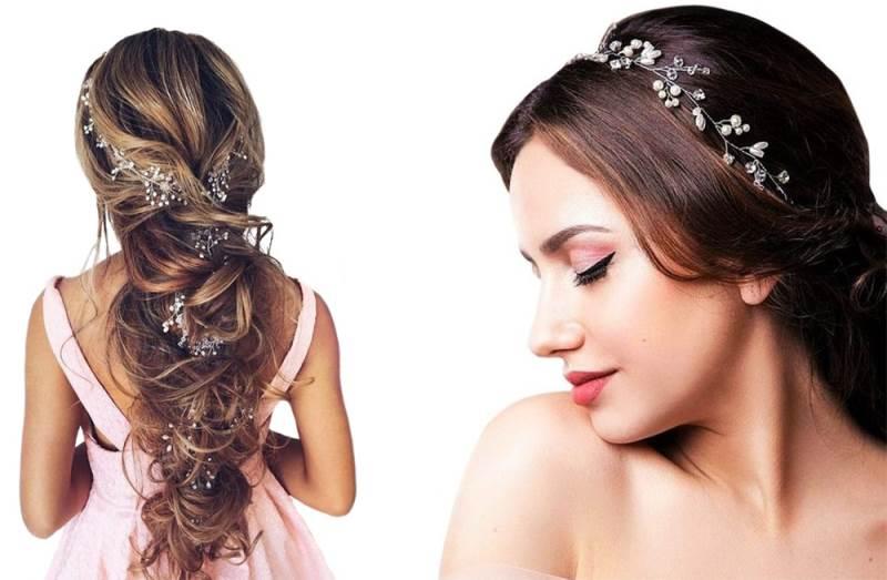 ISO 5934 Ozdoba do vlasov 100 cm