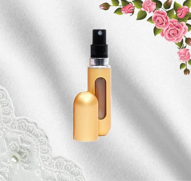 GFT Elegantný rozprašovač na parfumy - zlatý