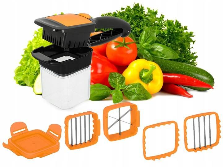 Verk 15606 Multifunkčný krájač zeleniny a ovocia - Quick