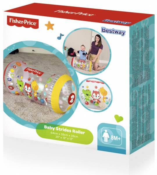 Mattel Fisher Price válec bestway