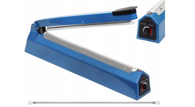 ISO 6668 Páková impulsní svářečka fólií PFS-400T