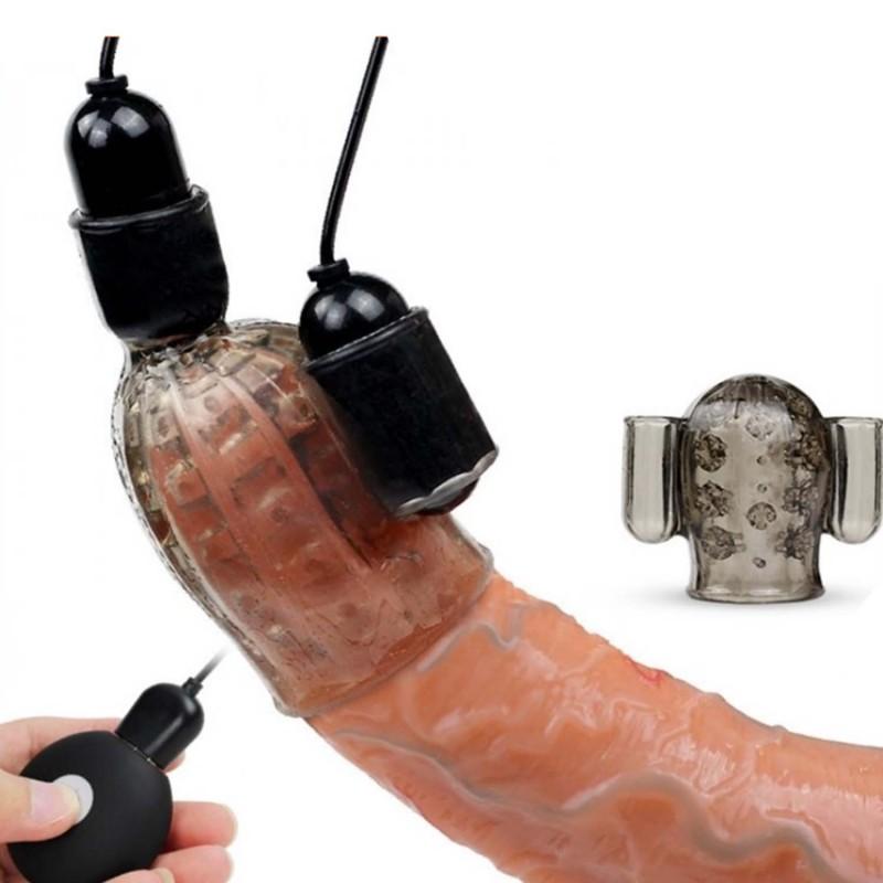 Sensual Stimulačný vibrátor na penis