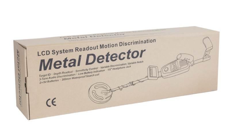 APT Detektor kovov MD-35004