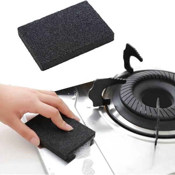 KIK KX7964 Magická huba na riad čierna