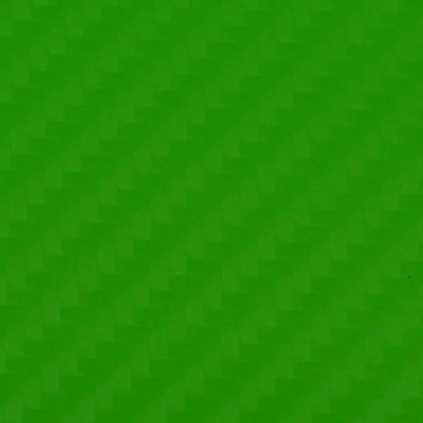 KIK Karbónová fólia 4D 10 x 152 cm zelená