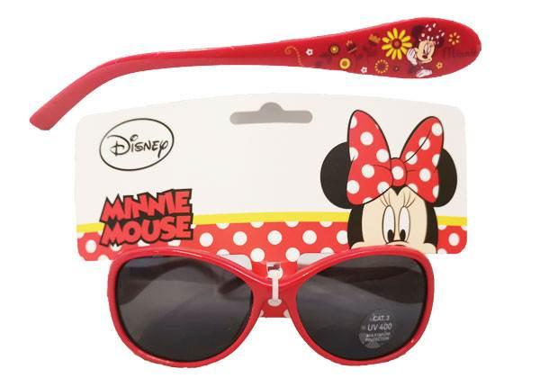 Javoli Slnečné okuliare pre deti Disney Minnie červené