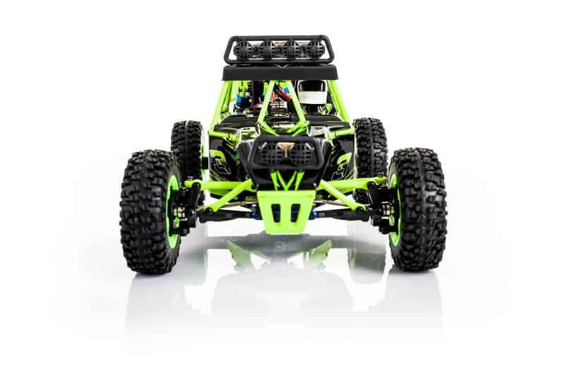 WL toys VODĚODOLNÁ Buggy 12428 1:12 zelená7